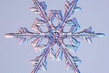♥*Beautiful Snowflakes & Kaleidoscopes*♥ / by Karen Lambert Allard