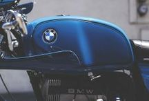 Garage / cars & bikes & helmets  / by Anes Wolf