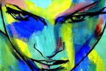 L'Art! / by Masked Quasar (Lisa Pizzut Nel)