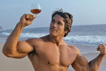 Arnold Schwarzenegger - The Bodybuilder / by Spot Me Bro