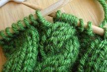Knit Techniques / by Rosanne Bushnell