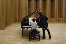 Music school study / by Tatiana Karabelova