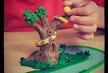 Forest & Garden Creations / by Lumi Dough