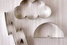 Cool Shapes for Cut Outs / by Lumi Dough