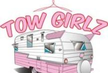 Airstreams & Caravans / all of the vintage that i love / by Carly