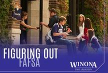 Incoming Warriors / WSU has got the answers for all your freshmen questions! / by Winona State University