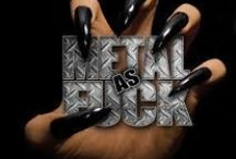 """Metal"" / by FuKnTAT2ed"