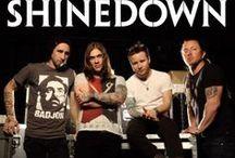 Shinedown / by FuKnTAT2ed
