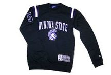 Warrior Wardrobe / Gear for all the Warriors at Winona! / by Winona State University