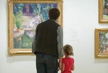 Kids at the Crocker :) / Bring your family for a day full of fun, creativity and art! #crockerkids  / by Crocker Art Museum