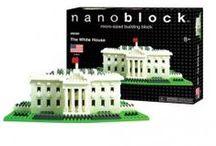 Architecture nanoblocks / by Educational Toys Planet