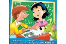 Math activity books / by Educational Toys Planet