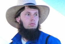 Amish and other Plain Cultures / The Amish, Mennonites, Hutterites and Brethren who adhere closely to Jesus' teachings of love, peace, humility and forgiveness.  / by Gene Abel