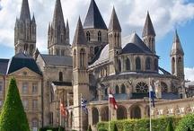 Explore Europe - Western / Austria, Belgium, France, Germany, Liechtenstein, Luxembourg, Monaco, Netherlands, Switzerland / by Margaret Carroll Boardman