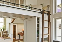 Neat Spaces / Home design. Neat living spaces / by Shea