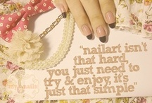 Keep Calm and Paint Nails / Provide nail tutorial, desing, and  information / by Denisse Nieves