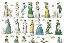 Paper: Miscel. Fashion plates / by Jeannette Huij