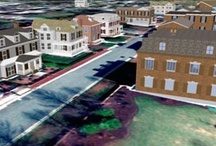 3D Visualization Projects / The GIS Program at Washington College is heavily invested in learning how to create realistic 3D visualizations of the world around us both in the modern day, and in the past. Click on the pictures below to further explore our virtual worlds! / by Washington College GIS