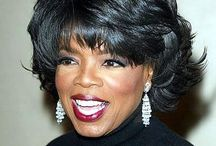 Oprah / ............. Is Oprah. There is no one quite like her. Whether you disagree or agree with her, she is very likable. / by Mike Curry