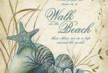 Just Beachy / Beach Decor / by Stephanie Phillips