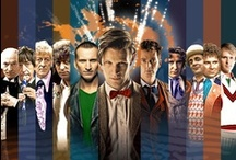 I♥ ♥Doctor Who / by Stephanie DeMoss