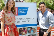 Find Cures / Funding cancer research around the country to help find cures.  www.cancer.org / by American Cancer Society