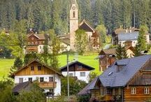 EUROPE - German spoken here / Back home photos Germany and Austria and Switzerland, not only share the language and much more... / by Edith Jasser Realtor-Chicago