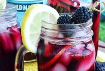 Scrumptious drinks / Drink recipes / by Adrianne Baker