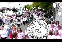 Making Strides Against Breast Cancer / Making Strides Against Breast Cancer is the American Cancer Society's nationwide series of walking events to raise funds and awareness to end breast cancer. Join us at MakingStridesWalk.org / by American Cancer Society