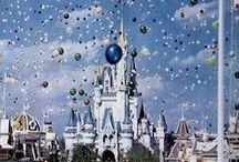 Disney / by Christine Hawkins