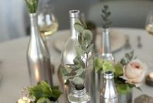 DIY Wine bottles&corks / Just all the neat ideas of what to do with old wine bottles, so many ideas I cannot stand it.... will have to work on it soon / by Edith Jasser Realtor-Chicago