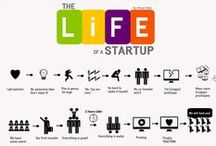 Startup Infographics / Some infographics we find interesting about the start-up industry! / by VigLink