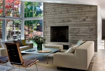 Dream Home / Clean and modern with eclectic scandinasian influences. If we ever build a house.... / by Mark Anderson