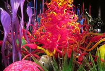 CHIHULY GLASS / by Bonnie Stachon