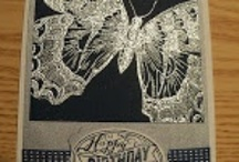 su butterfly cards / by Lavinia Dow
