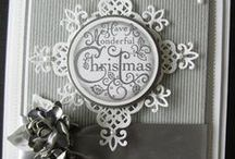 particrafts christmas cards / by Lavinia Dow