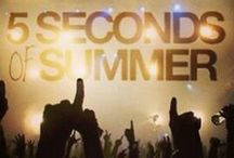 5Seconds of Summer / I love them more then anything / by LizzyBeth✌✔