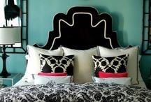 Bedroom ideas-teen girl / by Kip Britt