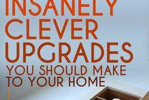 DIY Home Improvement/Repair projects / by Kip Britt