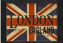 Loving London / by Maggie Sheehan