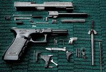 Handguns / A board for different firearms and their uses.  For home security, military use and the sport of shooting.  Handguns and revolvers are used for a number of purposes besides self defense. / by Weapons Living