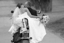 Biker Wedding / Biker Wedding Ideas / by BikerOrNot Store