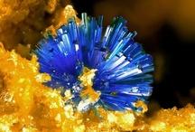 Gems/jewels/crystals/minerals/rocks (+ word gems) / by Lynn C