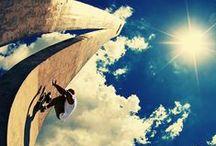 the art of skateboarding / by OSKAR.
