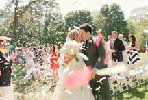 Outdoor Inspiration / Because BMH offers three outdoor ceremony sites, we want to offer as much inspiration to our prospective brides and grooms are possible. Enjoy these different ideas, and feel free to ask us about anything you see and would like to try! / by Brandywine Manor House