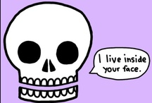 skull & bones / by Caity Birmingham