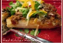 Recipes / by Linda Jimerson Hamilton