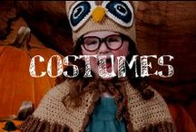 Moore: Costumes / You don't need to spend a fortune on a Halloween costume... use your imagination and supplies from A.C. Moore! / by A.C. Moore Arts & Crafts