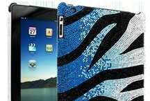 IPAD CASES / Check out the new iPad covers and iPad 2 covers.  Many more to choose from on www.cellairis.com. / by Cellairis