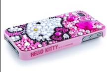 Hello Kitty Case / You can never have too many Hello Kitty iPhone 4 cases or Hello Kitty anything for that matter! Check out www.cellairis.com for all Hello Kitty accessories!  / by Cellairis